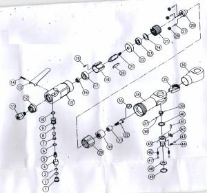 Ремонт пневмоинструмента 3
